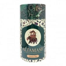 Чай зеленый листовой, Altamash