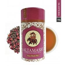 Чай черный листовой с Розой , Altamash