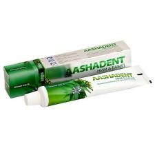 Зубная паста Aashadent ним и бабул