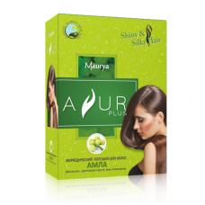 Порошок для волос Ayur Plus Амла, 100г