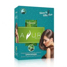 Порошок для волос Ayur Plus Брингарадж, 100г