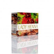 Краска для волос Lady Henna Светло-коричневая