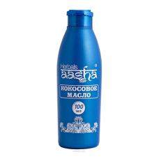 Кокосовое масло Aasha Herbals чистое