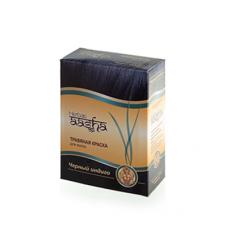 Краска для волос Aasha Herbals Чёрный индиго