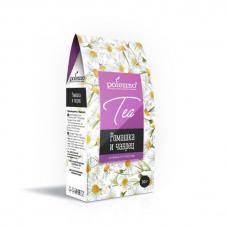 Ромашковый чай с чабрецом