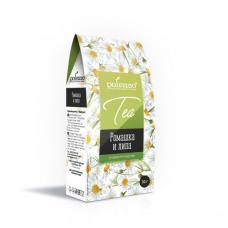 Ромашковый чай с липой