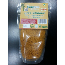"""Снеки Sangam Aloo Bhujia """"Картофельная соломка"""""""