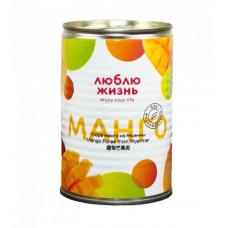 """Пюре манго """"Люблю Жизнь"""", 430 гр"""