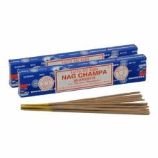 Благовония SATYA Nag Champa, 15г