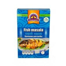 Приправа для рыбы Indian Bazar