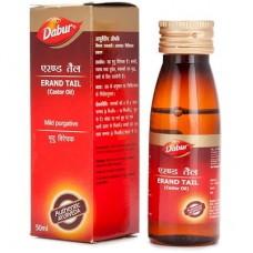Касторовое масло (для приема внутрь), Dabur