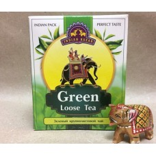 Чай зеленый крупнолистовой,  Indian Bazar