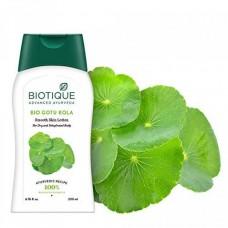 Лосьон для тела смягчающий Готу кола,  Biotique