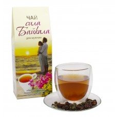 "Чай ""Сила Байкала"" для мужчин"
